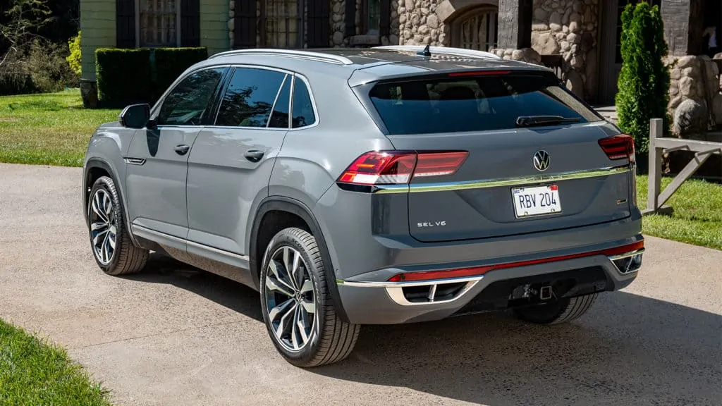 Volkswagen Atlas - Top 10 Full-Size SUVs For 2020
