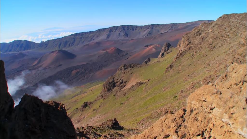 Haleakala/Maui