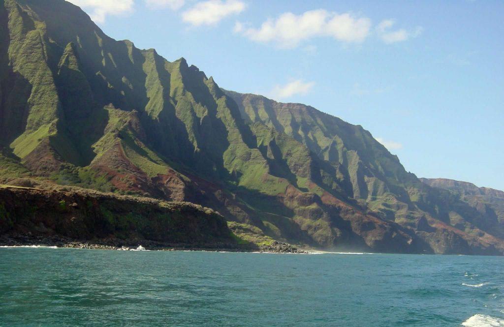 Na Pali Coast/Kauai - The Hawaiian Bucket List