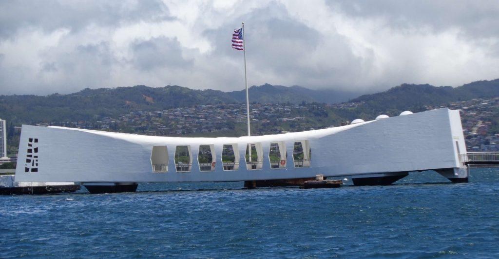 Pearl Harbor National Memorial/Oahu