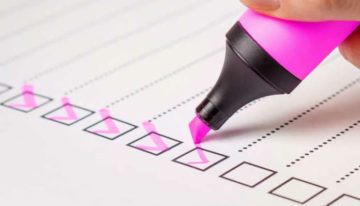 Tax Preparation Checklist For Your 2019 Tax Returns