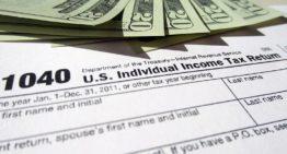 Tax Refund Schedule 2020
