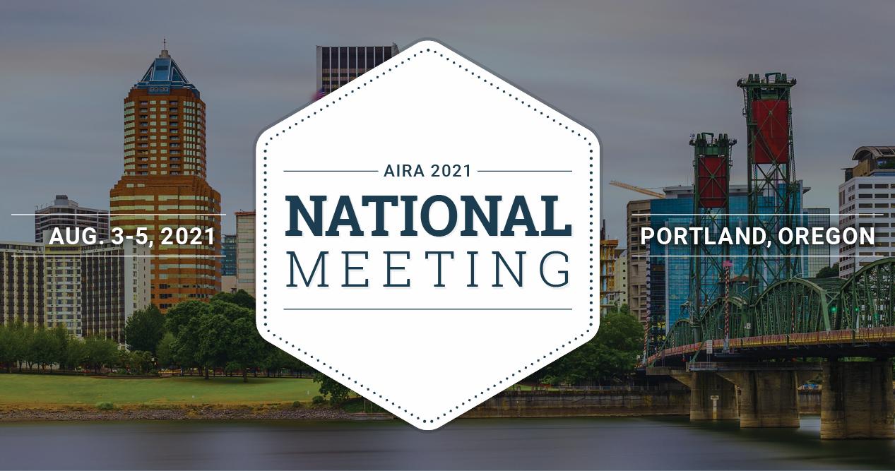 National Meeting logo