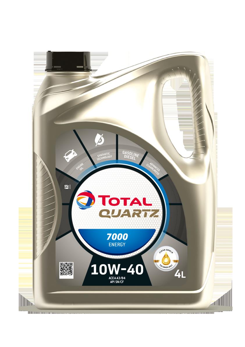 QUARTZ 7000 ENERGY 10W-40