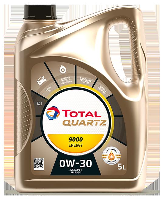 QUARTZ 9000 ENERGY 0W-30