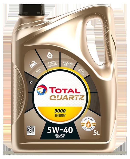 QUARTZ 9000 ENERGY 5W-40