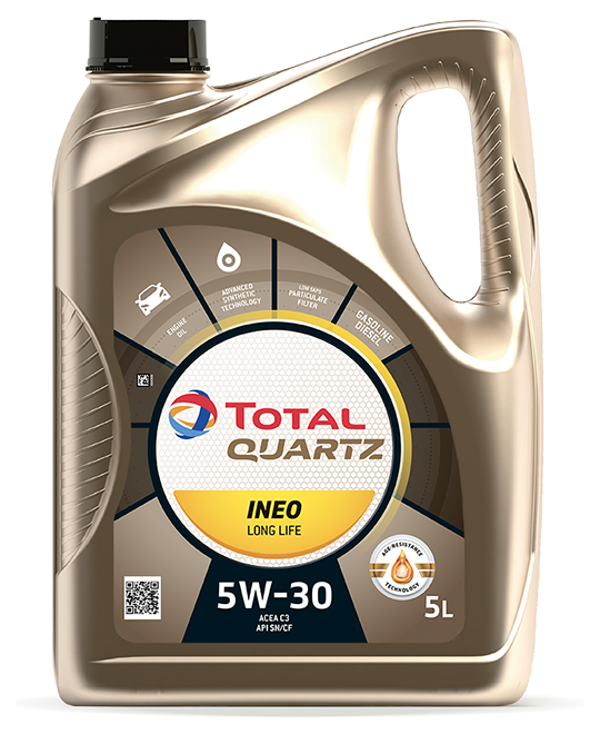 QUARTZ INEO LONG LIFE 5W-30