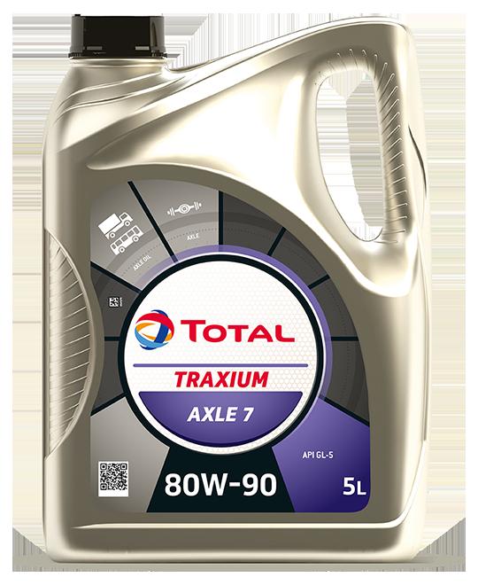 TRAXIUM AXLE 7 80W-90
