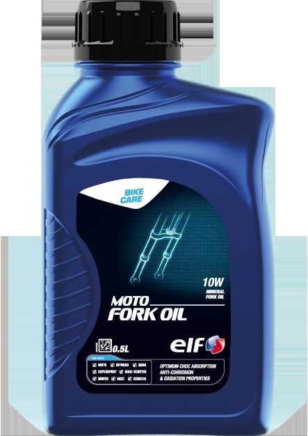 MOTO FORK OIL 10W
