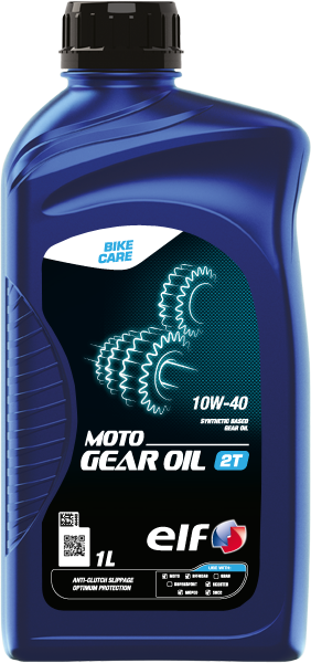 MOTO GEAR OIL 10W-40