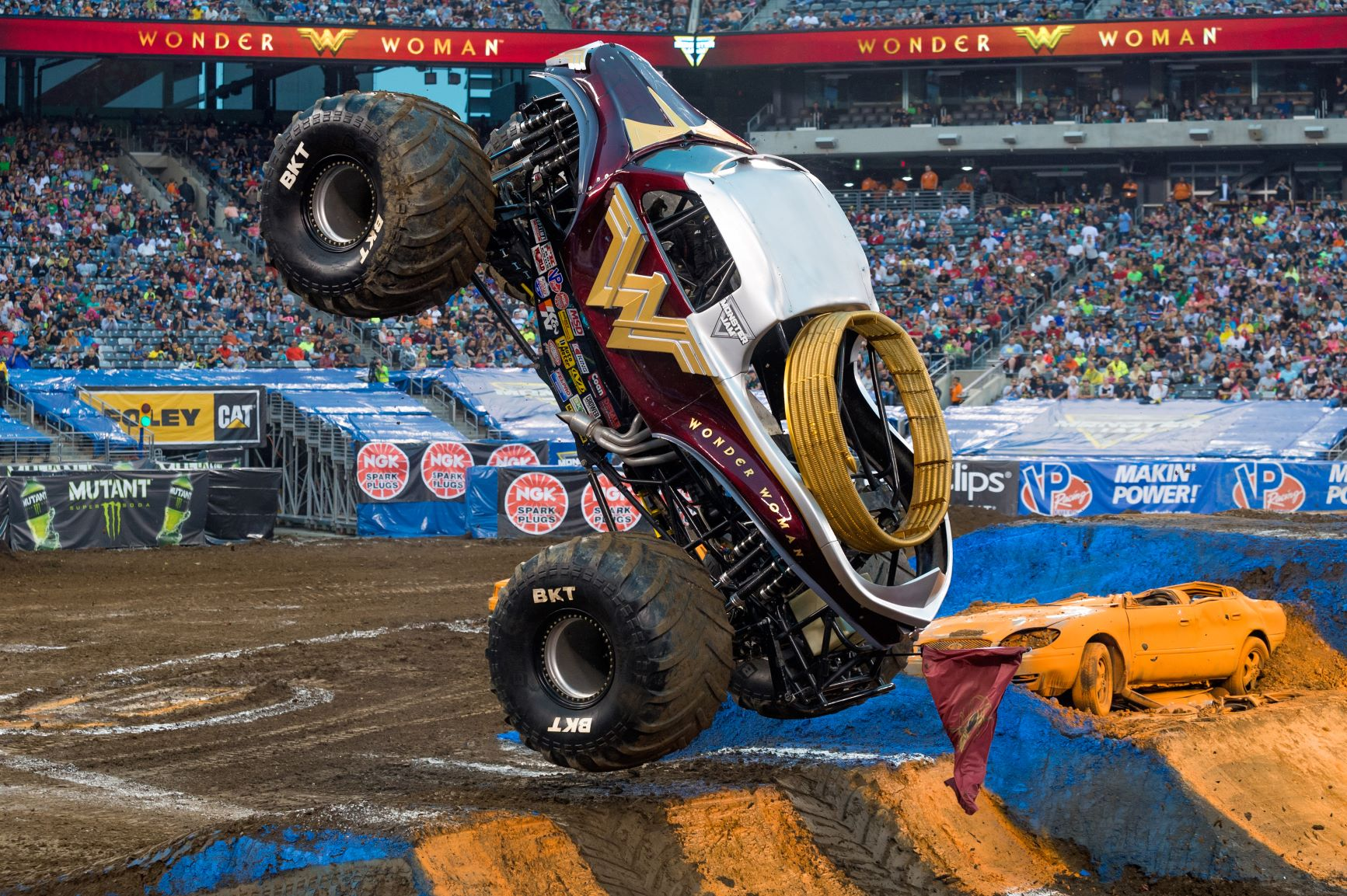 Rev the kids up at Monster Jam | Out & About with Kids
