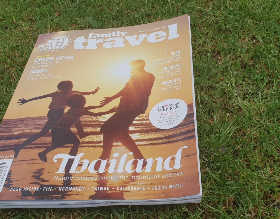 Family Travel magazine.