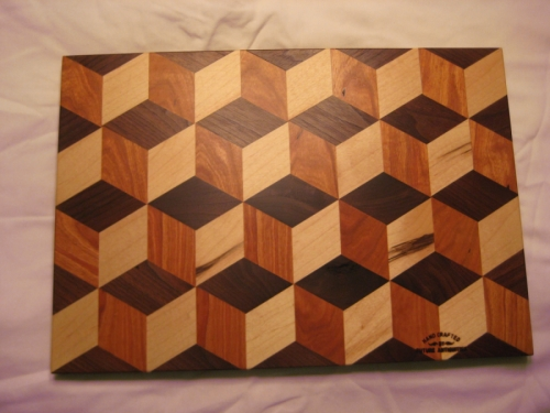 Wood Cutting Board Patterns