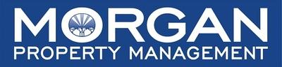 Morgan property management logo m