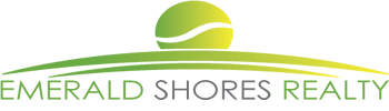 Emerald shores logo