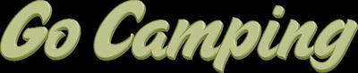 Go camping logo