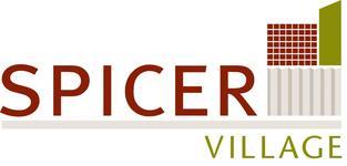 Spicer village logo