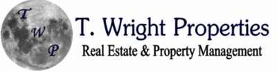 T wright logo