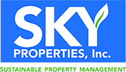 Sky properties inc logo