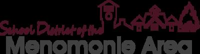 School district of menomonie area logo