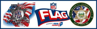 Nfl flag football sheriff pal 2