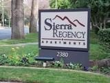 Sierra monument