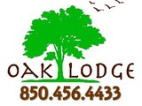 Oak lodge 3in x 3in
