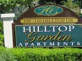 Hilltop garden