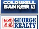 Cb george logo