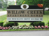 Willow creek knoxville tn entrance
