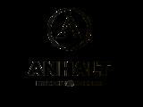 Anhalt logo black png