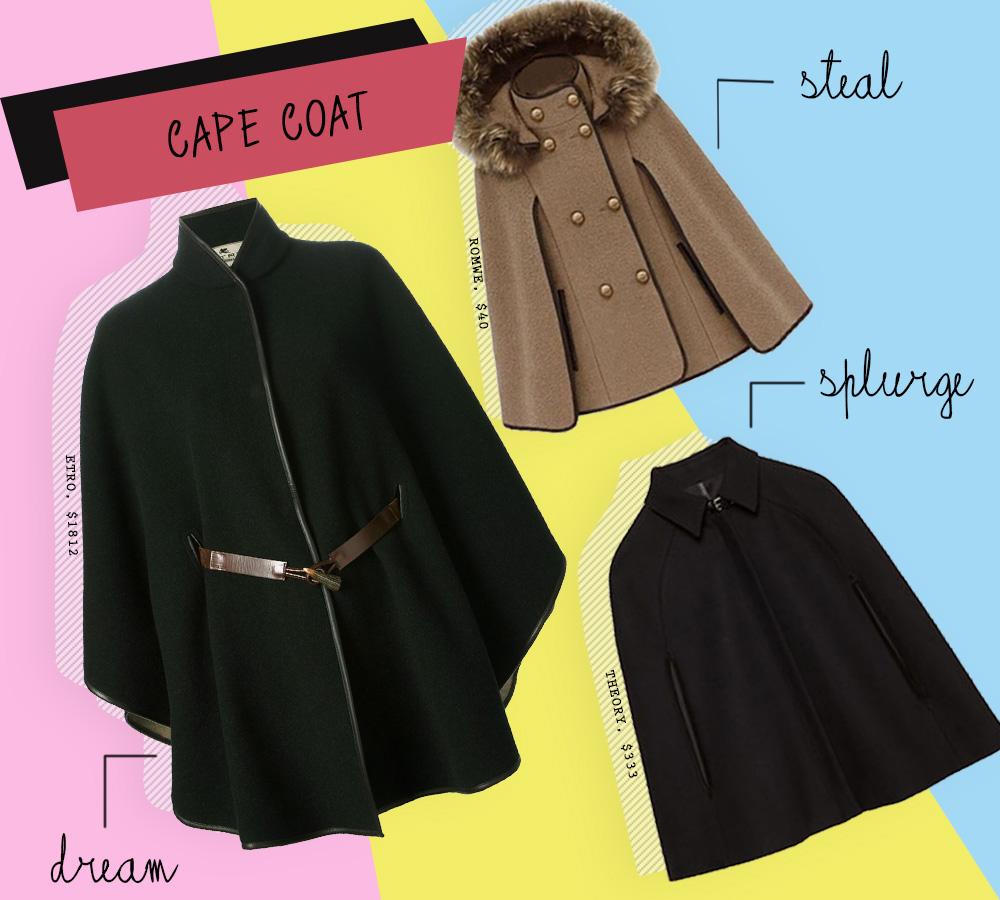 Cap Coat