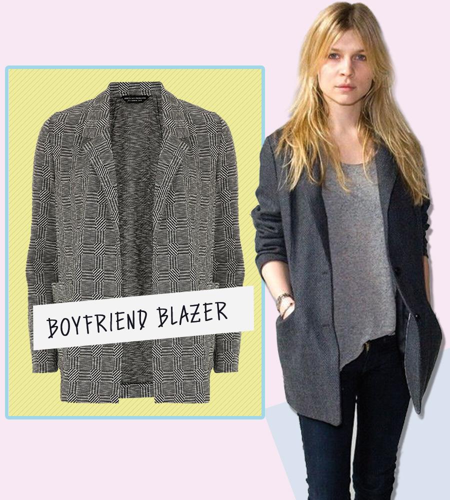 Boyfriend Blazer