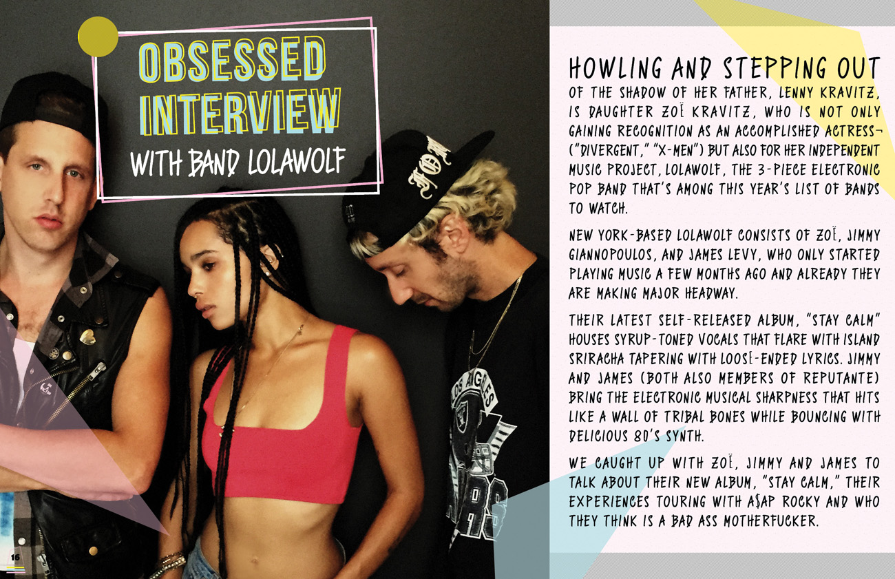 Interview with LOLAWOLF