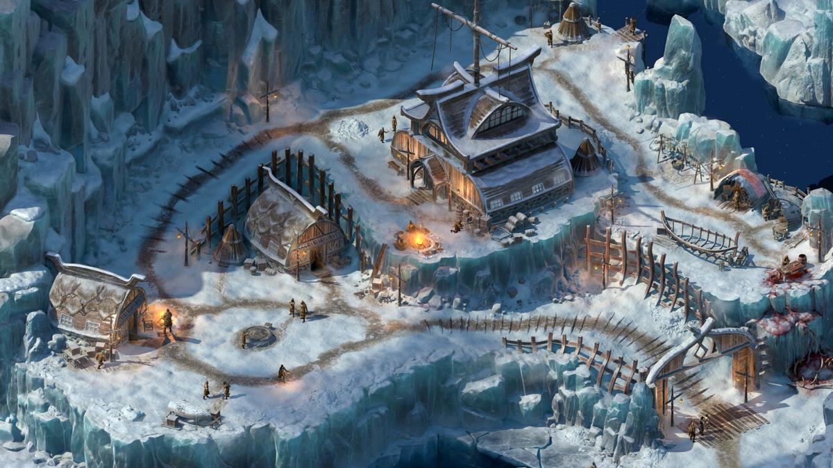 Update 52 Beast Of Winter Preview Pillars Of Eternity Ii