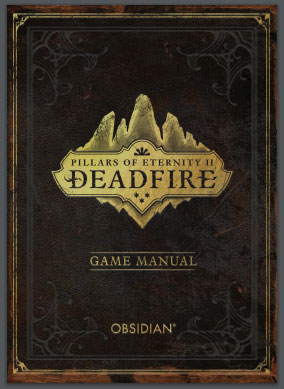Pillars of Eternity II: Deadfire Game Manual