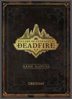 Pillars of Eternity II: Deadfire Game Manual