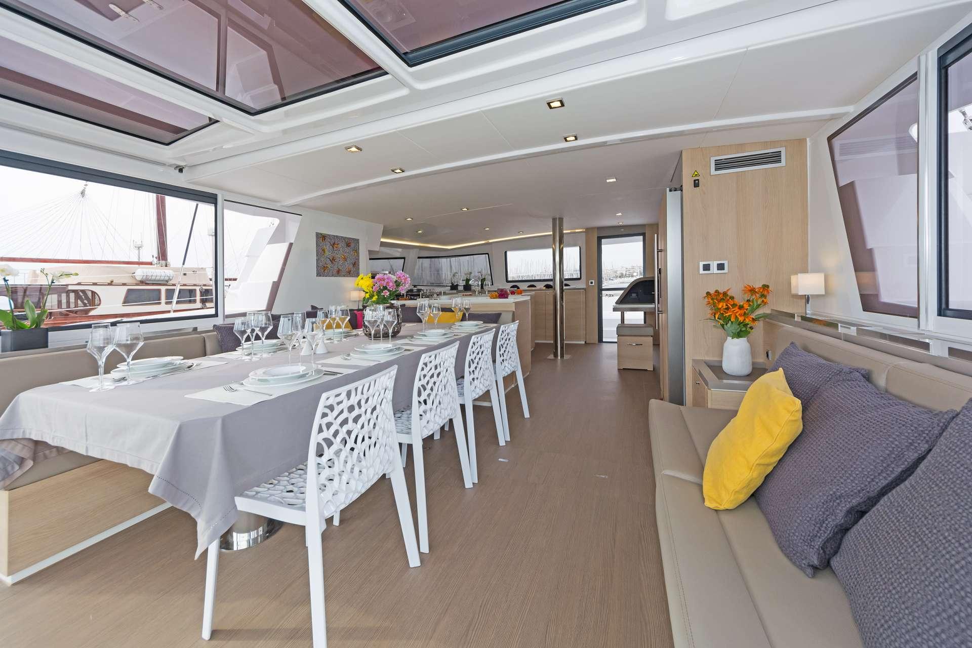 Cat Yacht 'Cat', 10 PAX, 3 Crew, 55.00 Ft, 16.00 Meters, Built 2019, Catana S.A, Refit Year
