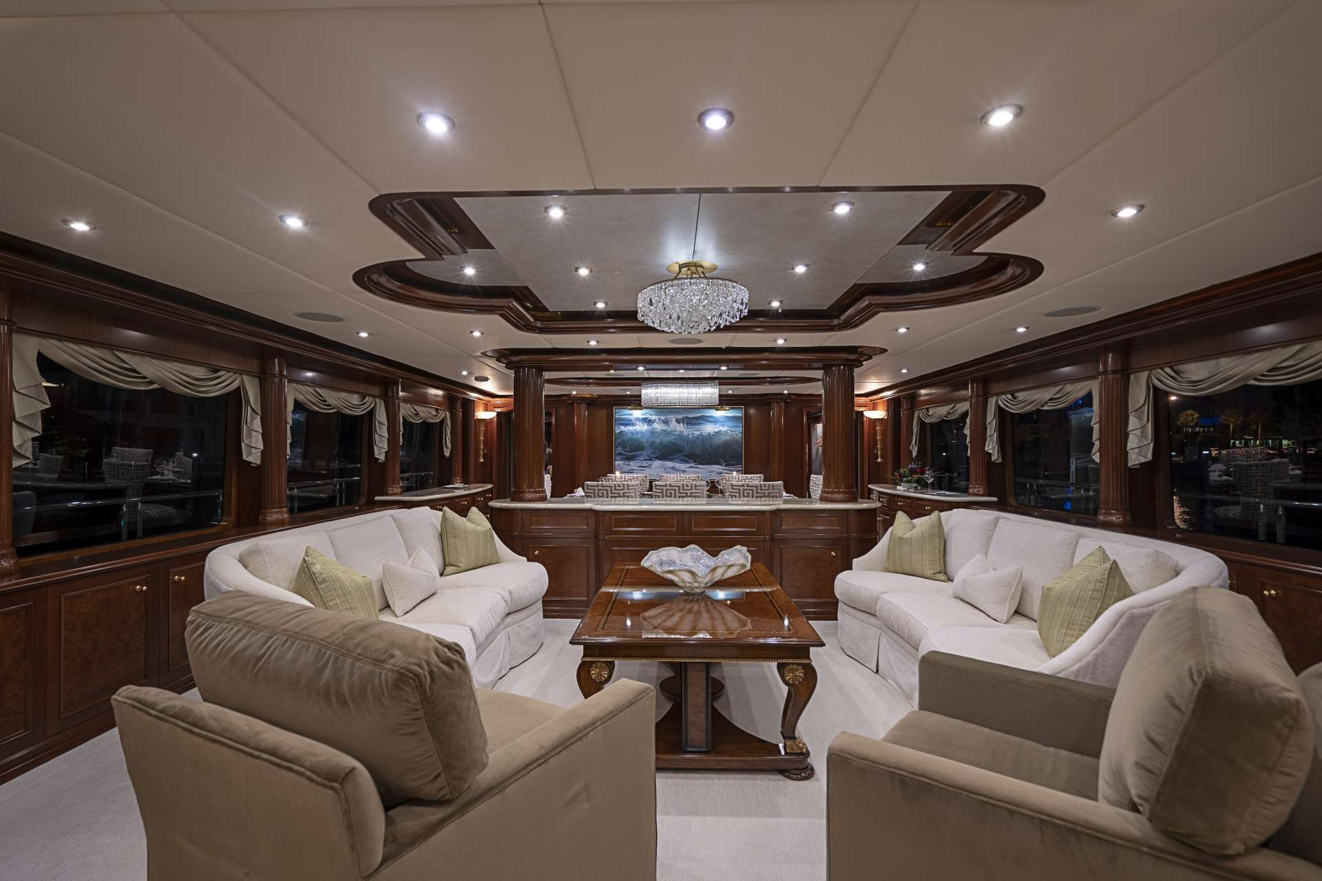 Power Yacht 'Power', 10 PAX, 8 Crew, 142.00 Ft, 43.00 Meters, Built 2010, Trinity Yacht, Refit Year 2018