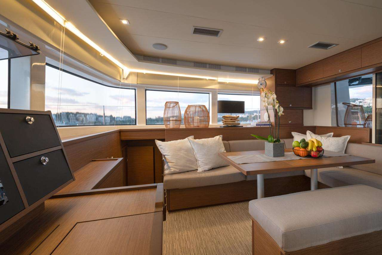 Cat Yacht 'Cat', 12 PAX, 3 Crew, 52.00 Ft, 15.00 Meters, Built 2019, Lagoon, Refit Year