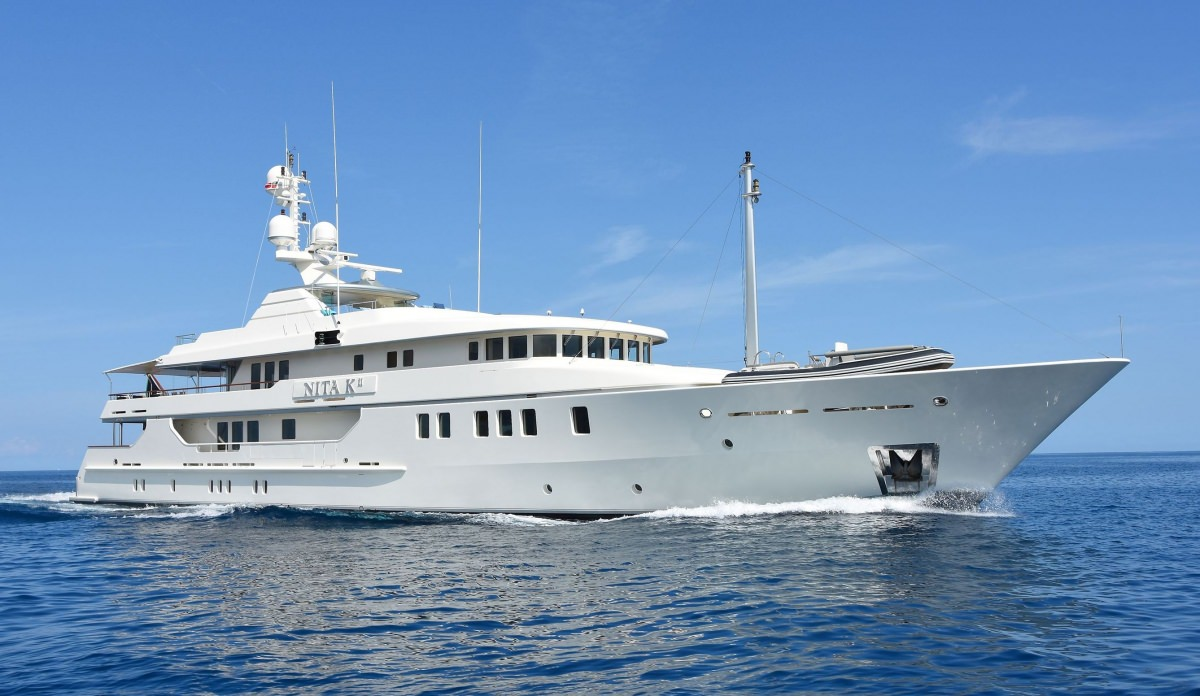 Power Yacht 'Power', 12 PAX, 13 Crew, 170.07 Ft, 51.85 Meters, Built 2004, Amels, Refit Year 2014/2016