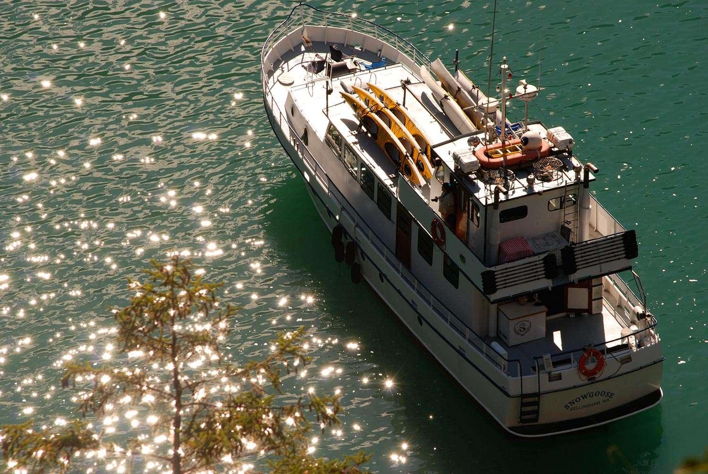 Power Yacht 'Power', 12 PAX, 4 Crew, 65.00 Ft, 19.00 Meters, Built 1973,  Custom Built Aluminum Cutter, Refit Year Annual
