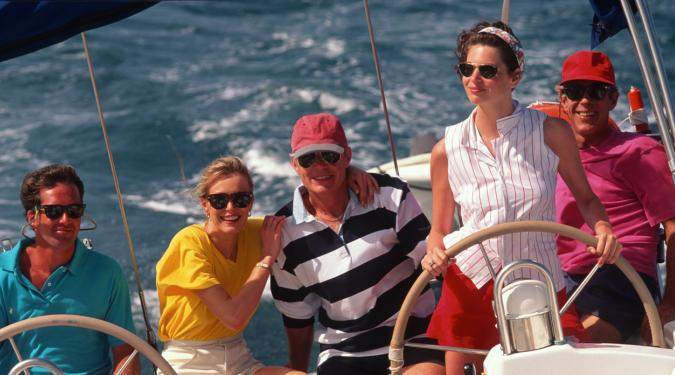 BVI sailing vacations