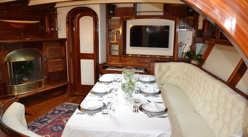 Sail Yacht 'Sail', 8 PAX, 4 Crew, 90.00 Ft, 27.00 Meters, Built 1983, Renaissance Yacht, Refit Year 2015