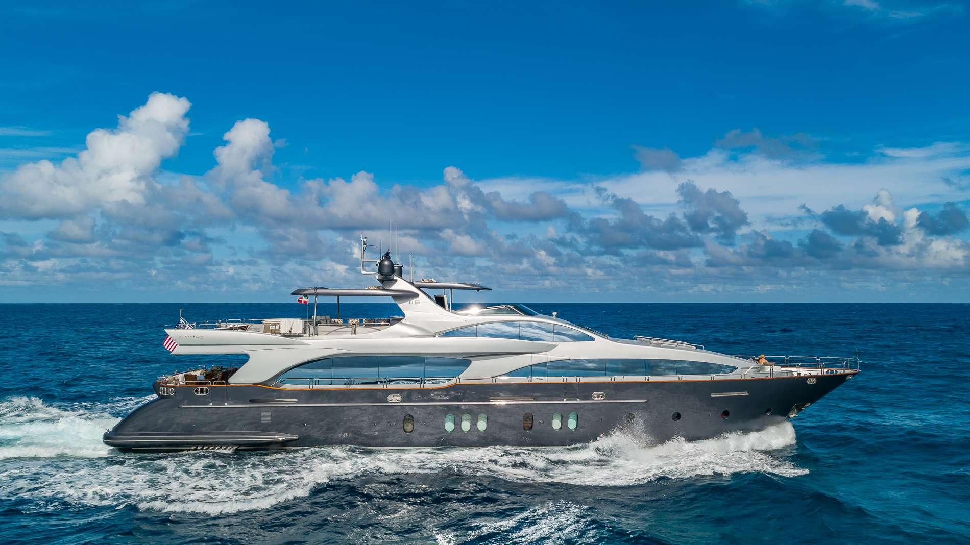 Power Yacht 'Power', 12 PAX, 6 Crew, 116.00 Ft, 35.00 Meters, Built 2011, Azimut, Refit Year 2016