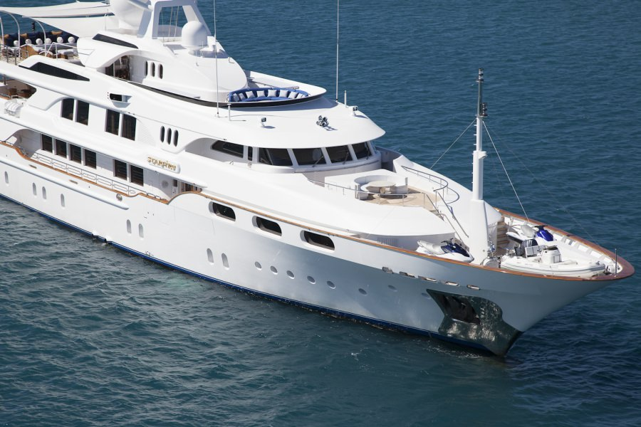 Power Yacht 'Power', 12 PAX, 12 Crew, 178.00 Ft, 54.27 Meters, Built 1997, Benetti, Refit Year 2012