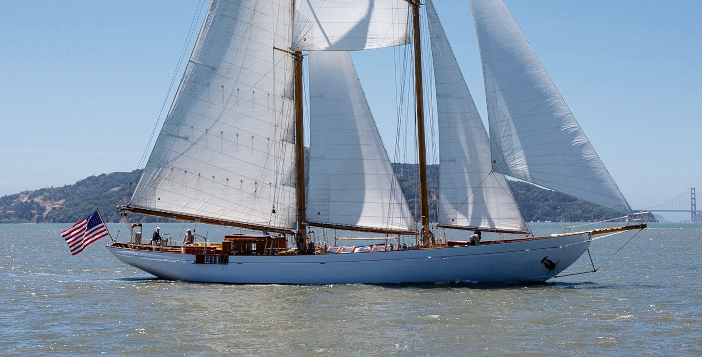Classic Sailing Yacht Charters
