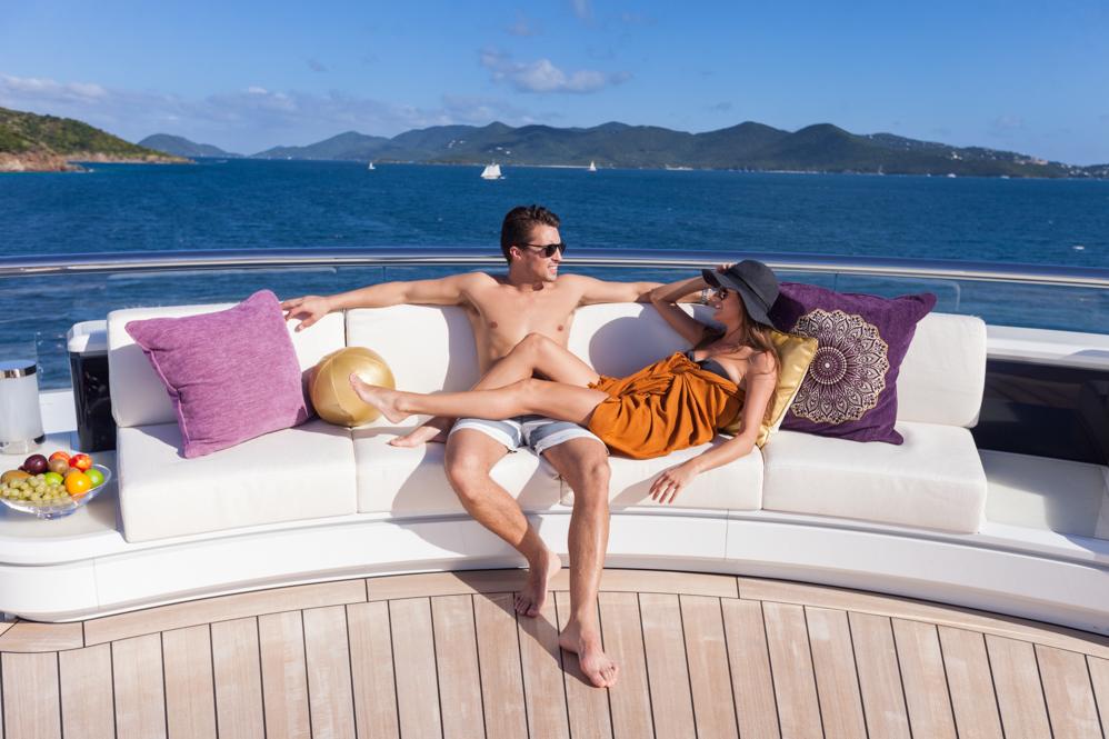 Belize Yacht Charter Itinerary