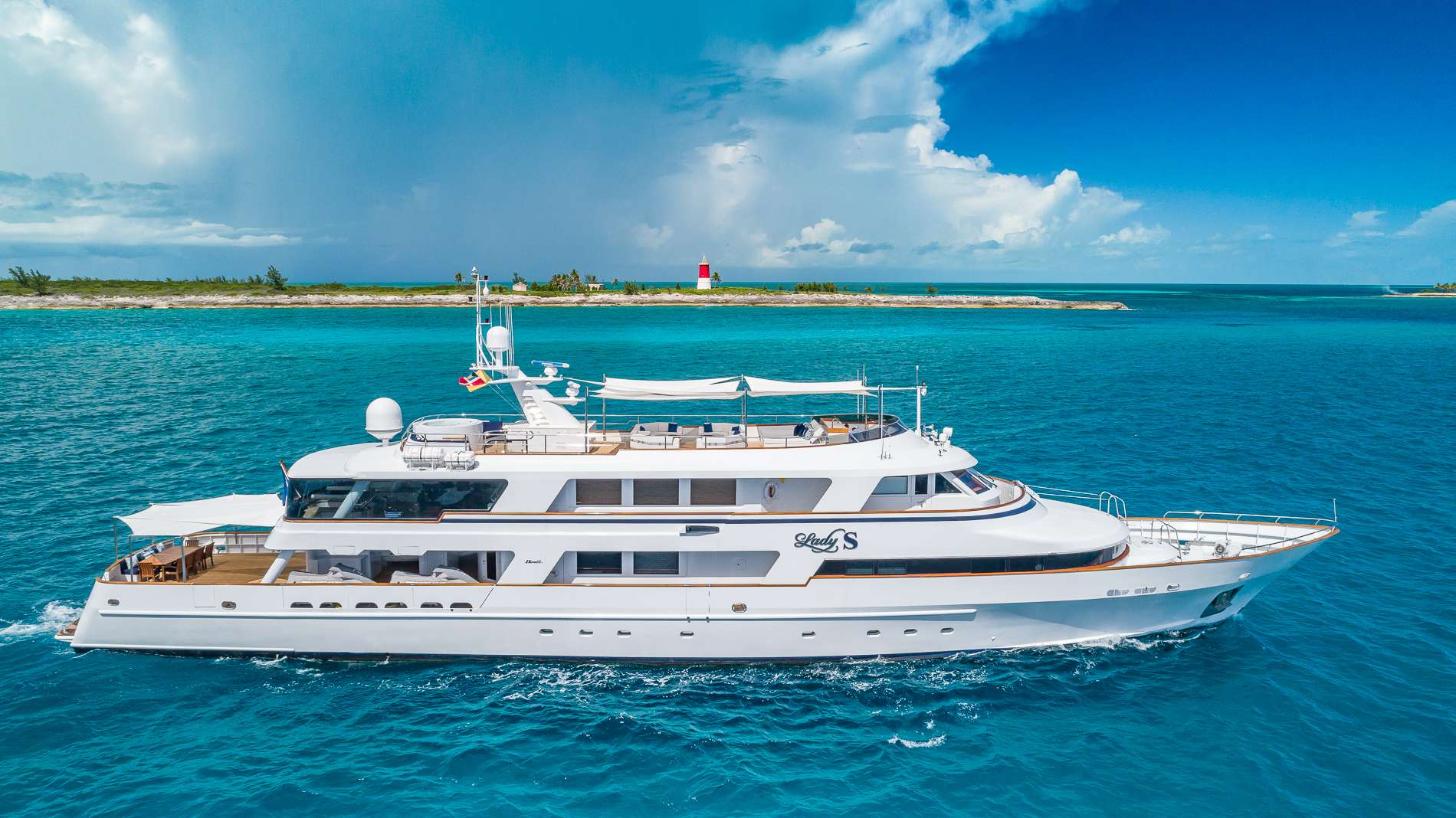 Power Yacht 'Power', 10 PAX, 8 Crew, 151.00 Ft, 46.00 Meters, Built 1989, Benetti, Refit Year 2018