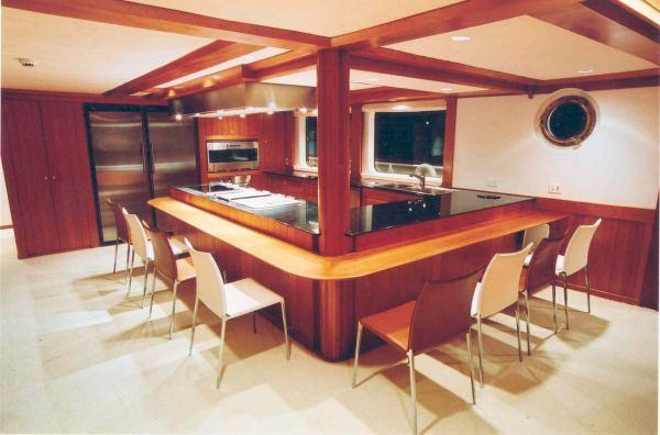 Power Yacht 'Power', 12 PAX, 15 Crew, 170.00 Ft, 51.83 Meters, Built 1973, Schitfsweftu Maschinenfabrik, Refit Year 2003